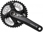 Шатуни Shimano FC-M785 XT Hollowtech175 mm 40x28 чорний