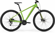 "Фото Велосипед Merida BIG.NINE 40-D XL(21"") LITE GREEN(BLACK)"
