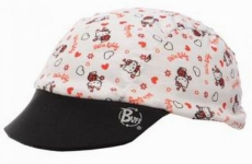 Фото Головний убір Buff Baby Cap Baby Ice Hello Kitty Ladybird