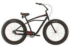 "Фото Велосипед Felt Cruiser Float  18"", satin black"