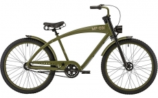 "Фото Велосипед Felt Cruiser MP 18"" army green"