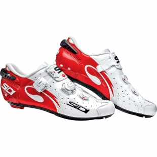 Взуття SIDI шосейне Wire Carbon White/Black/Red 43.5 фото 30016