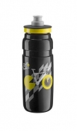 Фляга ELITE FLY TOUR DE FRANCE 2019 чорний 750 ml