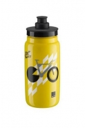 Фляга ELITE FLY TOUR DE FRANCE 2019 жовтий 550 ml